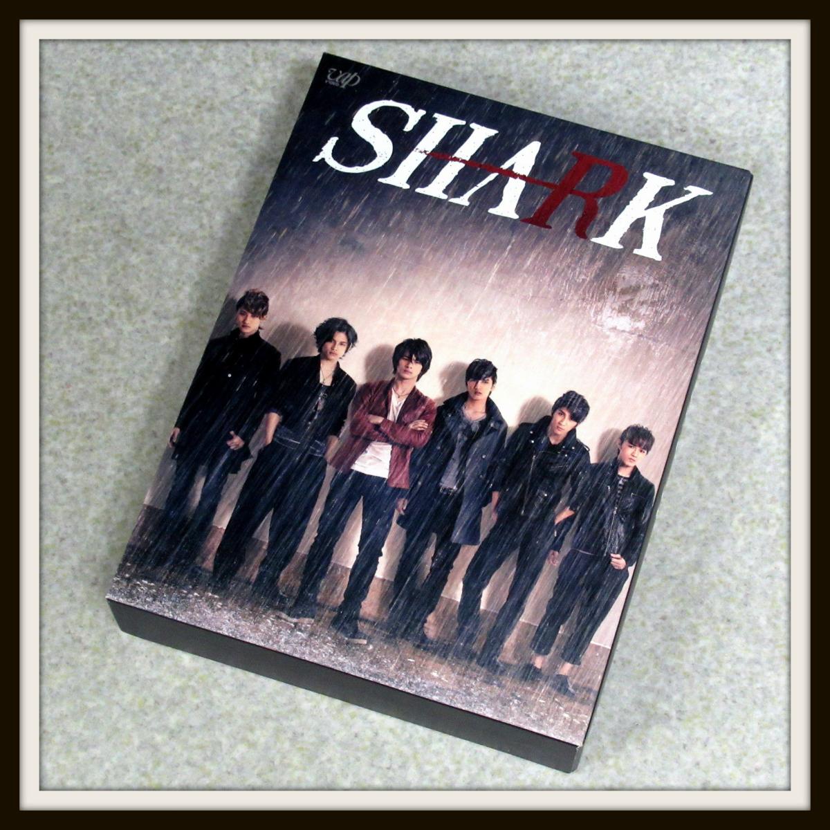 SHARK DVD-BOX 初回限定生産豪華版