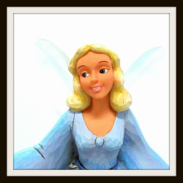 ディズニートラディション ジムショア フィギュア Blue Fairy Dreams Come True ピノキオ ブルーフェアリー