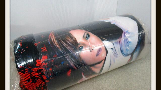 YOSHIKI監修 特大抱き枕 1