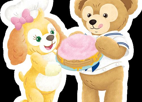 東京ディズニーシー クッキーアン クッキー ダッフィー&フレンズ お友達 新グッズ 新作 ぬいぐるみ 2019 ¥4,000