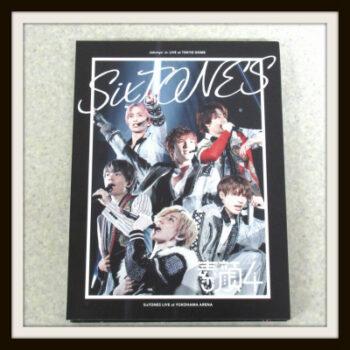 SixTONES 素顔4 DVD
