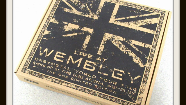 BABYMETAL LIVE AT WEMBLEY - THE ONE LIMITED EDITION