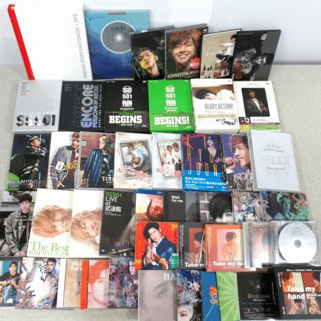 CD DVD 大量セット