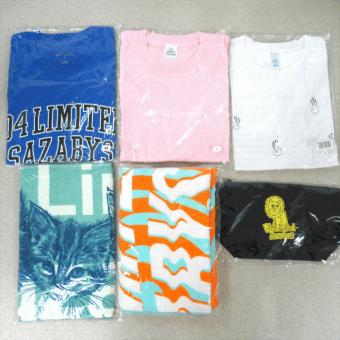 04 Limited Sazabys Tシャツ タオル ミニトートバッグ フードタオル