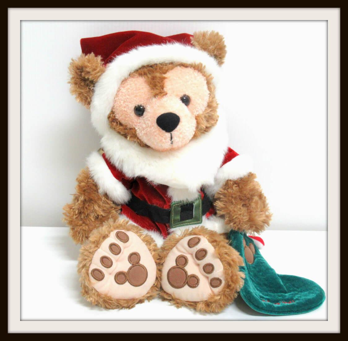 WDW 2003年 クリスマス ぬいぐるみ