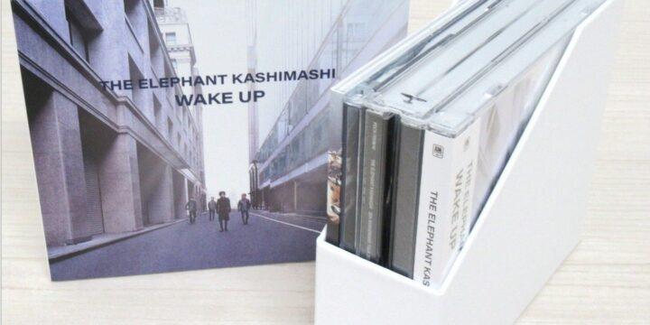 エレファントカシマシ WAKE UP デラックス盤 UNIVERSAL MUSIC限定 完全受注限定
