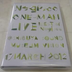 DVD ワンマンライブ-BEST of Negicco- @渋谷SOUND MUSEUM