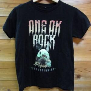 ONE OK ROCK 2012ツアー限定Tシャツ
