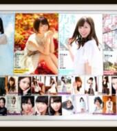 季刊 乃木坂46 1-4 生写真・ポスター有 白石麻衣 西野七瀬