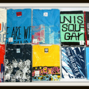 UNISON SQUARE GARDEN Tシャツ&タオルセット