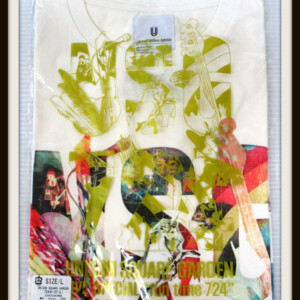 UNISON SQUARE GARDEN 武道館 724 ロゴTシャツ