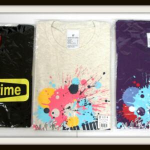 UNISON SQUARE GARDEN fun time ACCIDENT Tシャツ