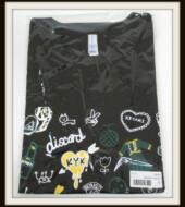 SHIBUYA109 コラボ 限定 Tシャツ 黒