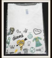 SHIBUYA109 コラボ 限定 Tシャツ 白