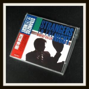 西城秀樹 ストレンジャーズ・イン・ザ・ナイト STRANGERS IN THE NIGHT CD